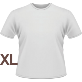T-Shirt personalizzabile Extra Large