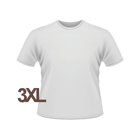 T-Shirt personalizzabile 3XL