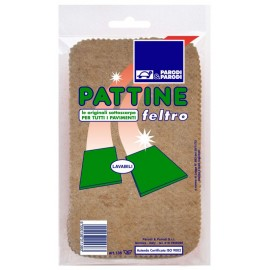 PATTINE FELTRO