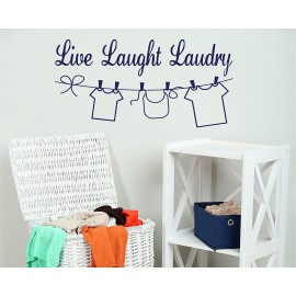 Live laught laudry